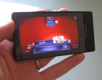 Zune HD apps
