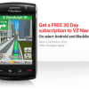 Verizon Navigator VX now reroutes to avoid traffic