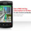 Verizon Navigator VX now reroutes to avoid traffic