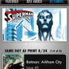 ComiXology's Comics for iOS gets a new UI, faster performance