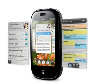 Palm Pre with webOS