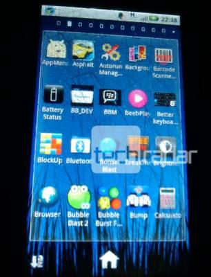 BlackBerry Messenger for Android