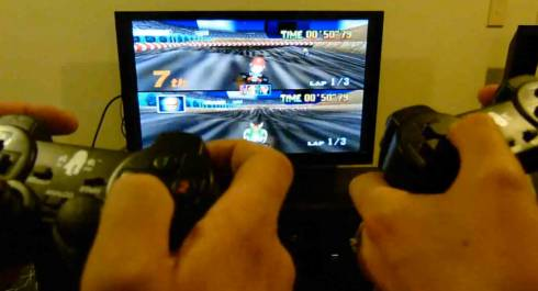 n64oid multiplayer nintendo 64 emulator for android
