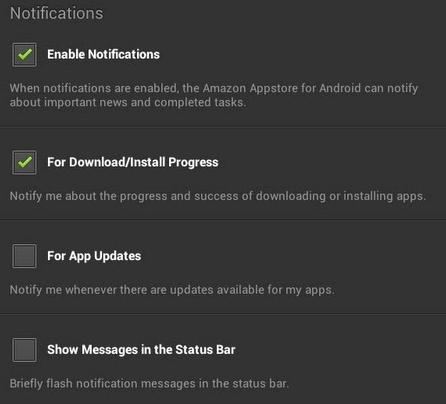 Amazon Appstore 2.3