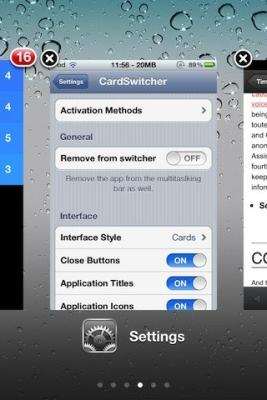 CardSwitcher 2.0