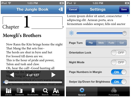 Bluefire Reader 1.7