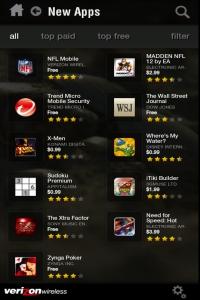 Verizon Apps