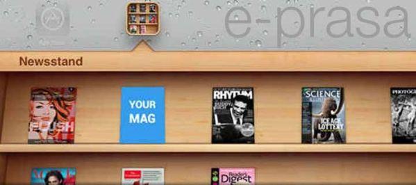 E-prasa na tablety – zestawienie 16 polskich tytułów (lipiec 2013)