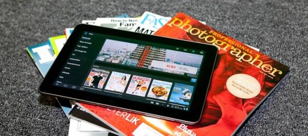 Darmowe magazyny na tablety (zestawienie 15 polskich tytułów)