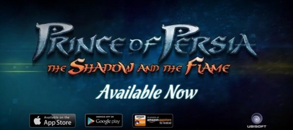 Gra Prince of Persia: The Shadow and the Flame już jest!