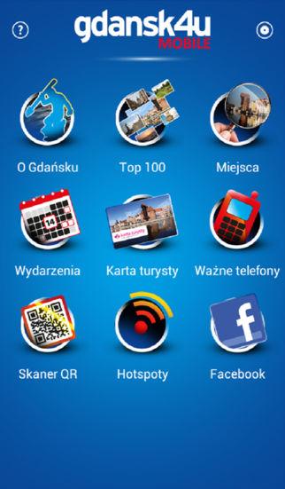 gdansk4u MOBILE - aplikacja mobilna