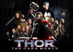 "Trailer gry ""Thor: The Dark World"""