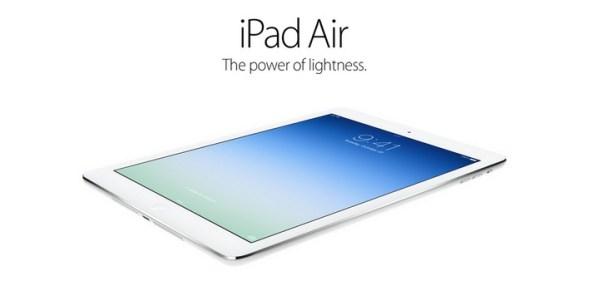 iPad Air już dostępny w Apple Store