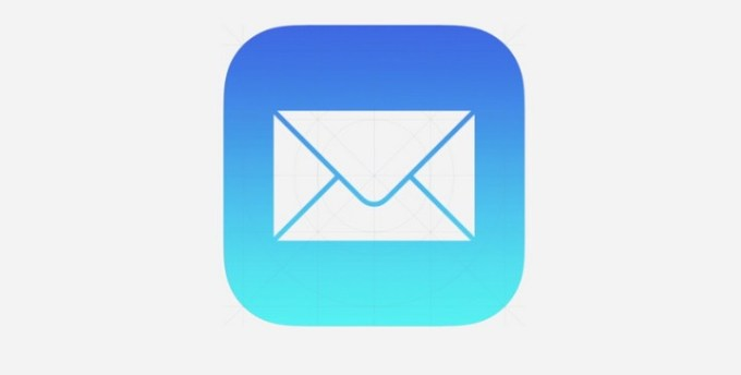 Mail icon iOS 7