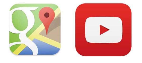 Co nowego w Mapach Google i YouTube'ie na iOS-a?