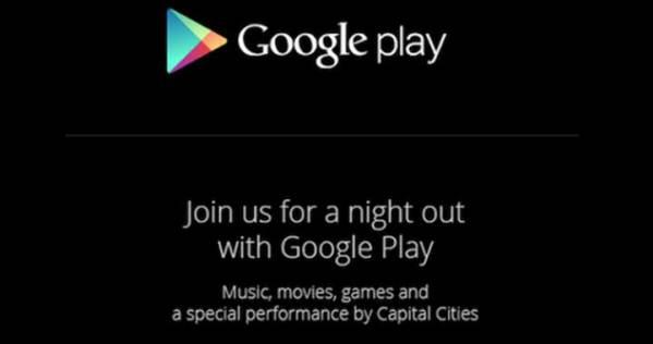 Google wysłało zaproszenie na konferencję. Nadchodzi Nexus 5?