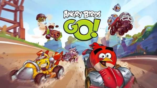 Angry Birds GO! pojawiło się w nowozelandzkim App Storze