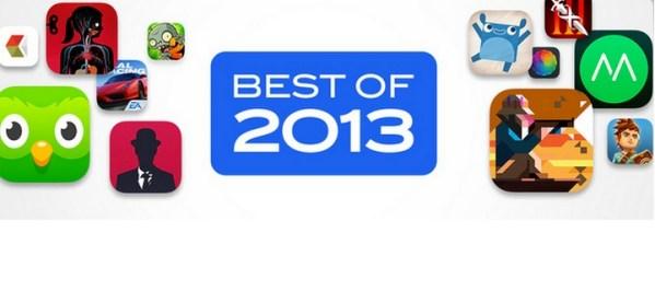 BEST OF 2013 – wszystko co najlepsze w tym roku w iTunes