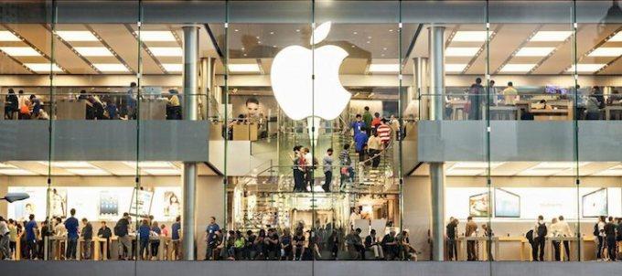 Apple w liczbach