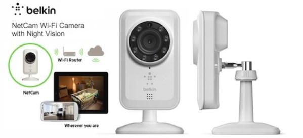Belkin NetCam – kamera, która ma oko na Twój dom
