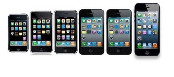 iPhone ma 7 lat