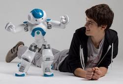 Roboty NAO