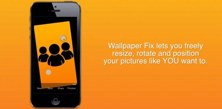 Wallpaper Fix