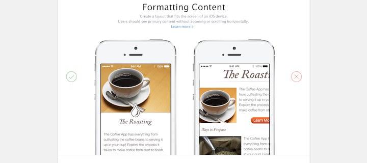User Interface Apple iOS