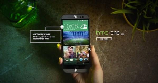 Nowy HTC One (M8) – więcej metalu, zdjęć i dźwięku