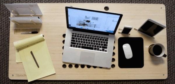 SlatePro – biurko stworzone pod urządzenia Apple'a