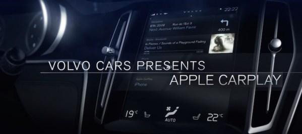 CarPlay od Apple'a dla samochodów