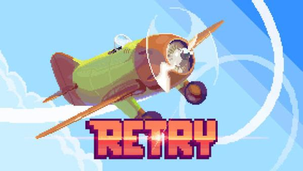 RETRY – gra od Rovio inspirowana Flappy Bird