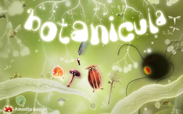 Botanicula – kolejna świetna indie game na iPada