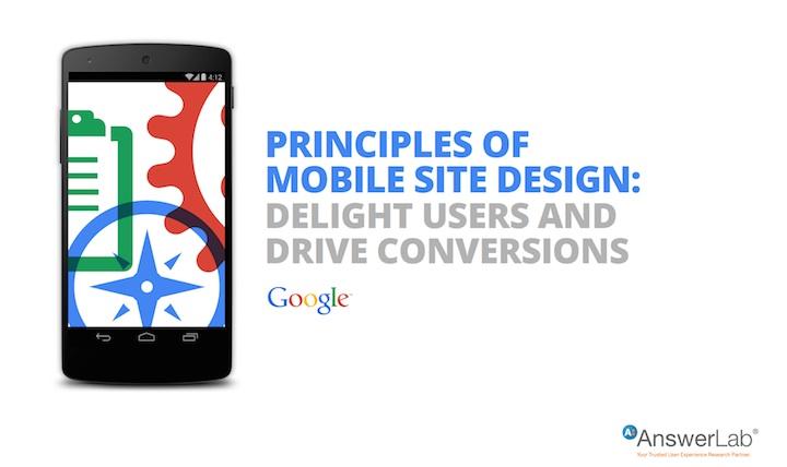 Zasady projektowania mobilnych stron internetowych