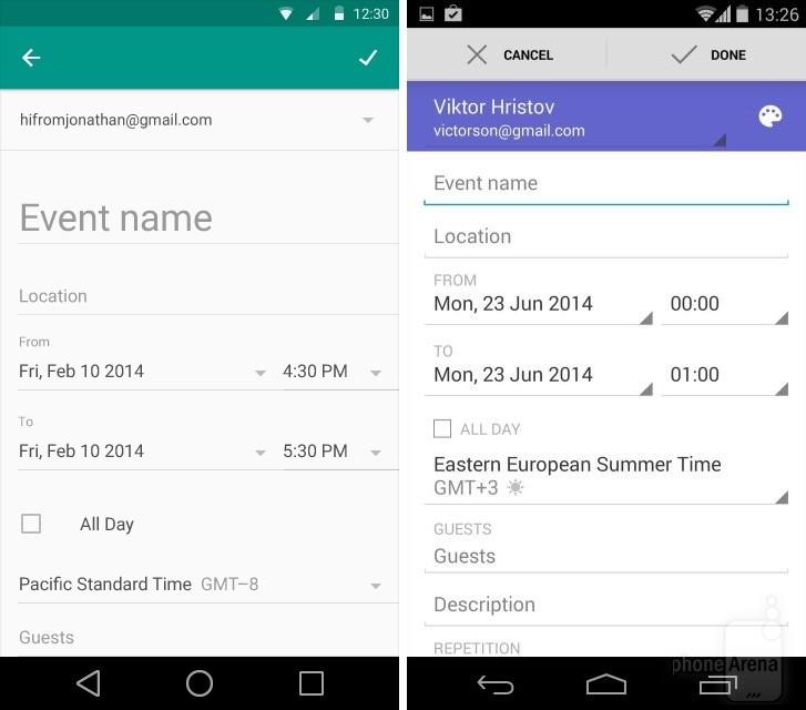 Dodawanie wydarzeń w Kalendarzu na Androidzie