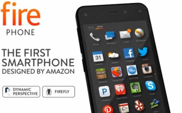 Amazon Fire Phone – specyfikacja smartfona od Amazona