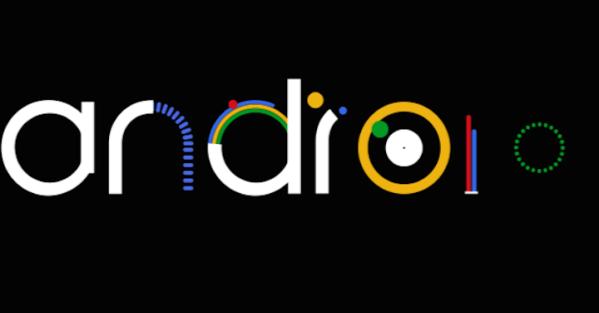 Animacja startowa systemu Android L