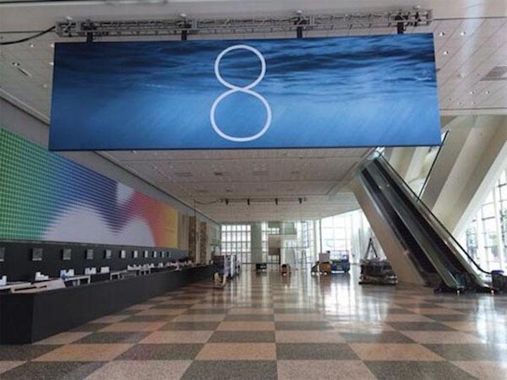 Keynote WWDC 2014 banner