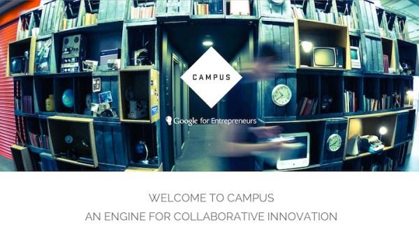 Google Campus w Warszawie!