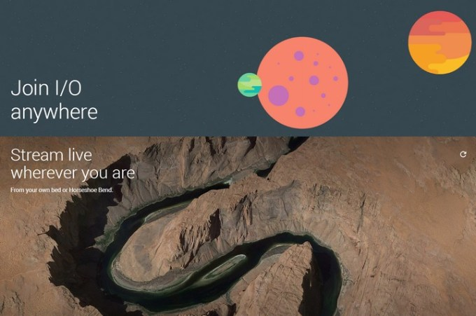Google I/O 2014 Keynote live (transmisja na żywo)