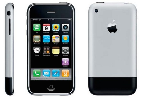 7 lat iPhone'a