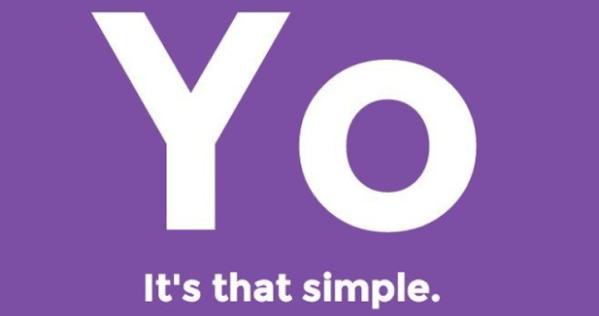 Yo – zwariowana aplikacja do wysyłania wiadomości