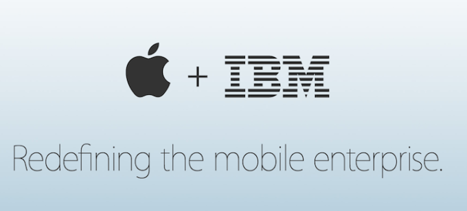 Apple i IBM nawiązały współpracę