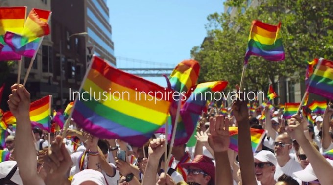 Apple - Inclusion Inspires Innovation