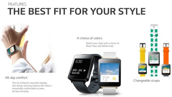 LG G Watch w akcji