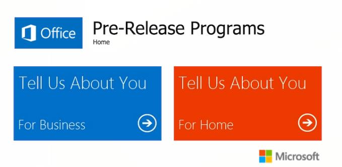 Beta testy pakietu Office na Androida