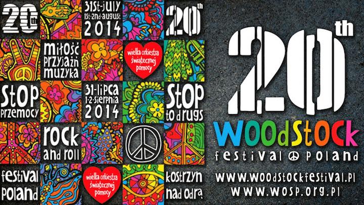 20. Przystanek Woodstock 2014