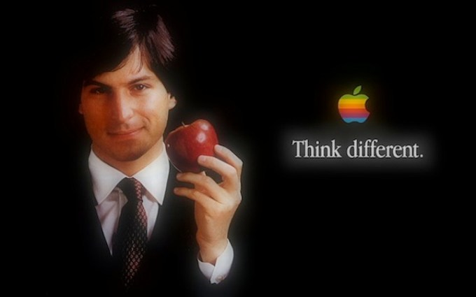 Steve Jobs - Think different - Apple