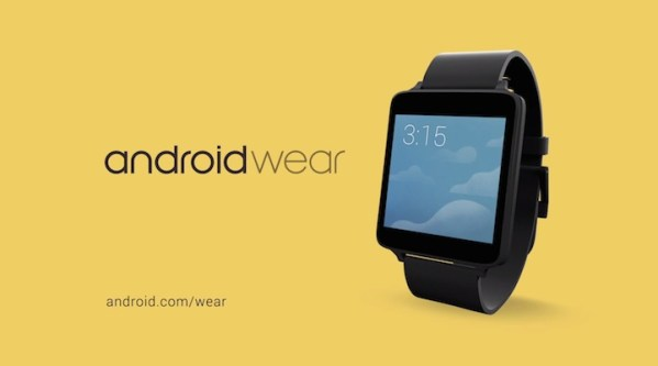 "Android Wear ""at a glance"" w nowych reklamach"