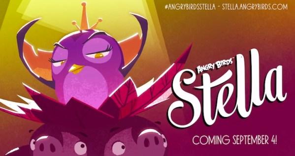 Angry Birds Stella już 4 września!